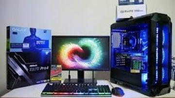 คอมพิวเตอร์เล่นเกม